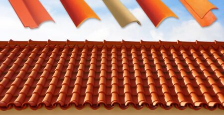 Pak Clay Natural Khaprail Tiles Design Roofing Services Islamabad Images