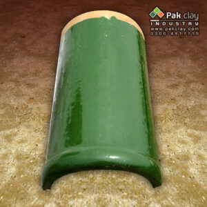 Barrel Mission Roof Tile 2″