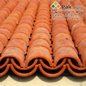 Barrel Murlee Roofing Tiles 9″