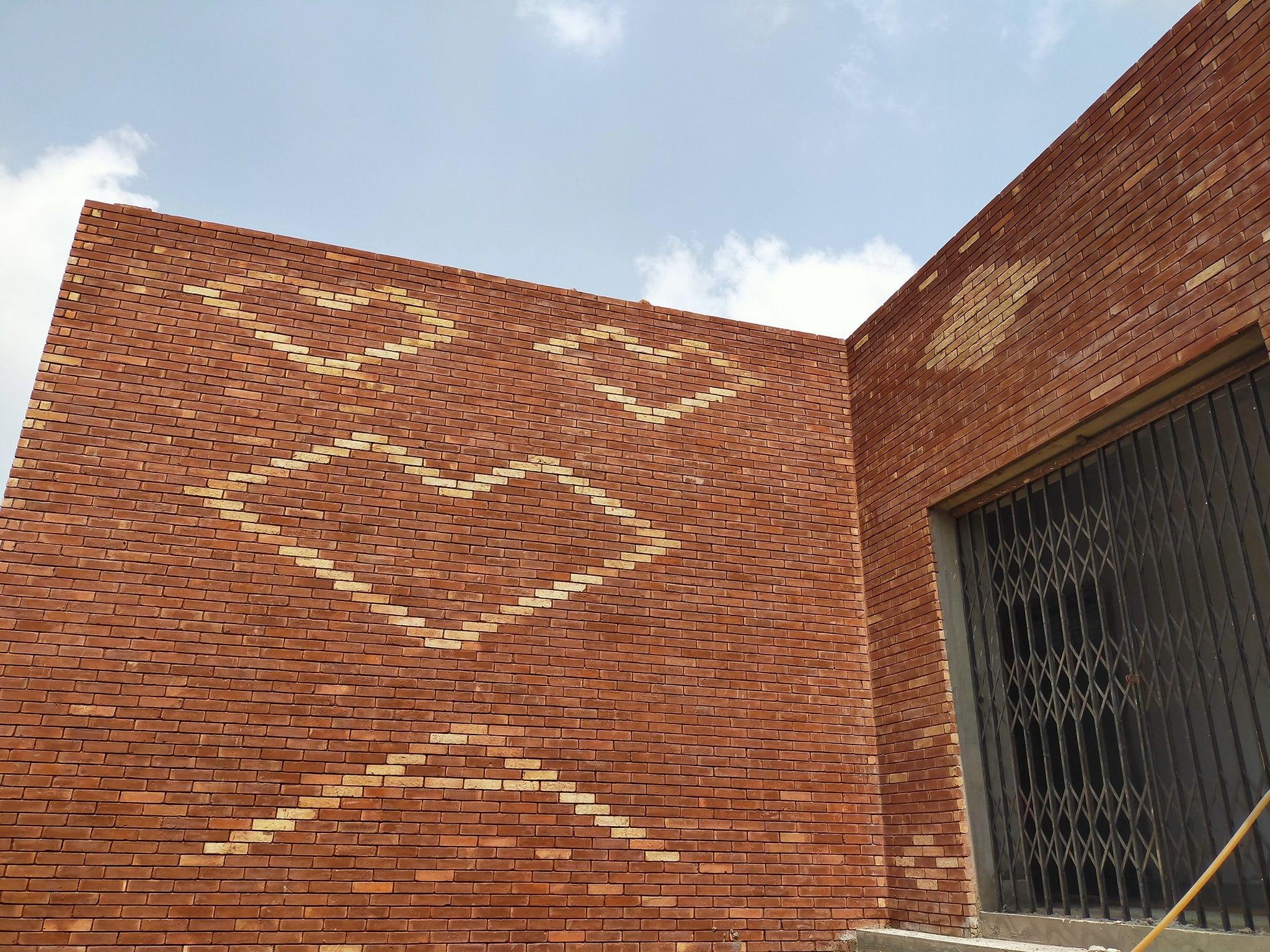 3 Red gutka brick tiles price in lahore pakistan