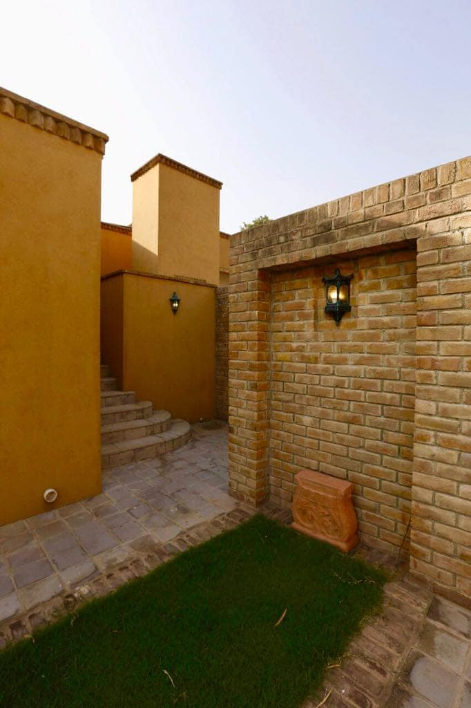 Outdoor Front Wall Brick Tiles in Pakistan