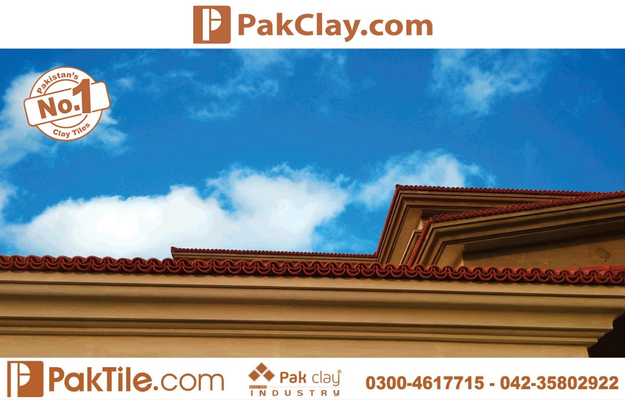 Natural Khaprail Roof Tiles Design