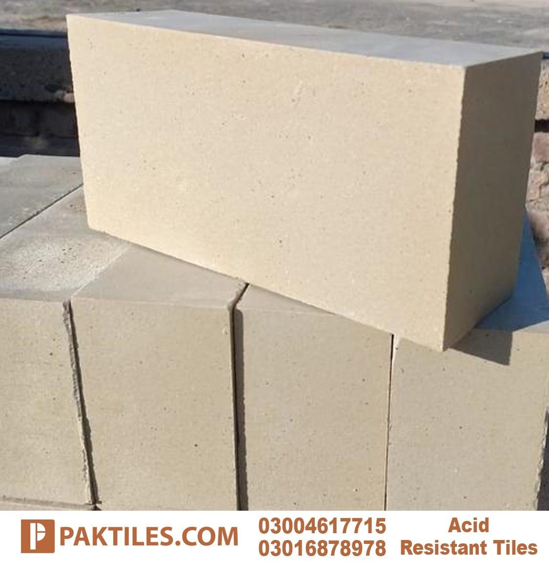 Acid proof brick chemical composition