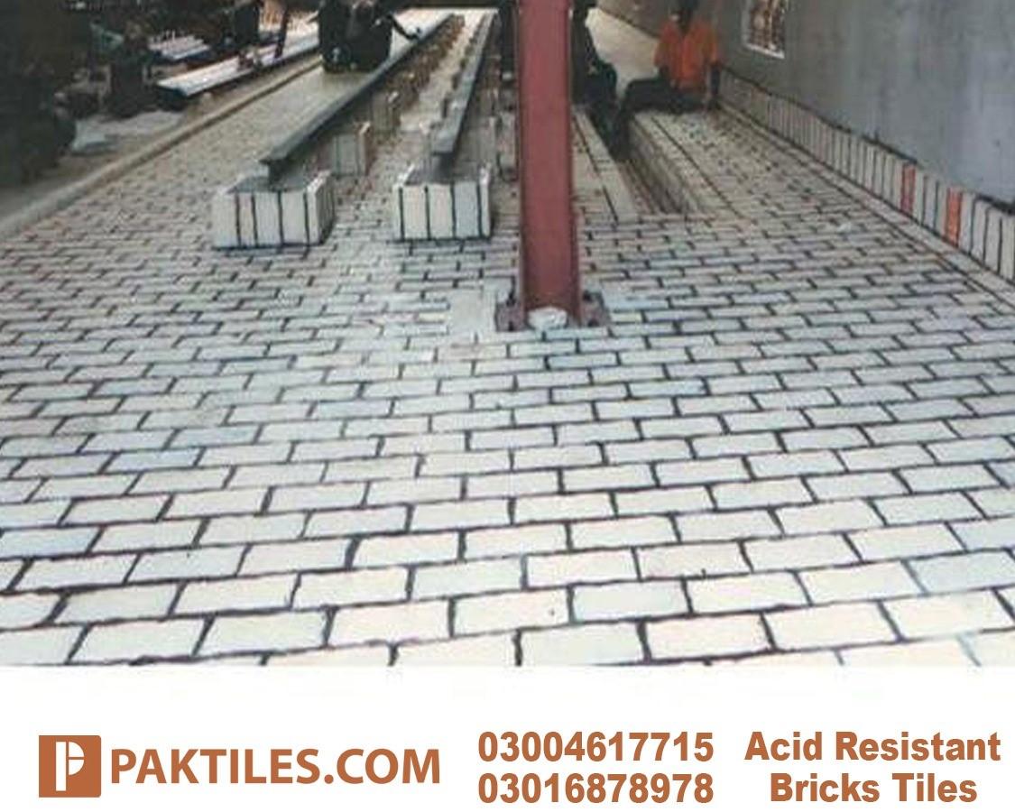 Acid resistant Tiles chemical composition