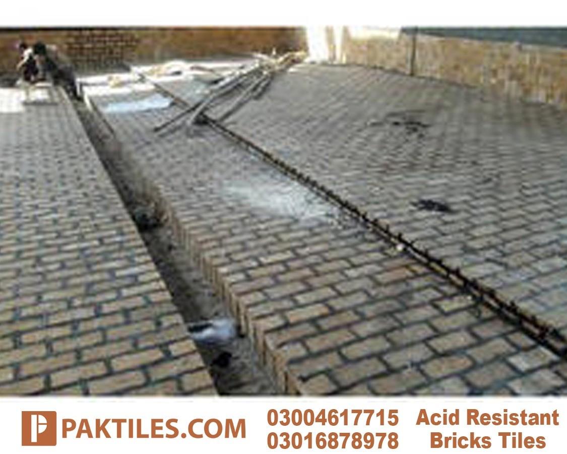 Acid proof brick properties floor tile