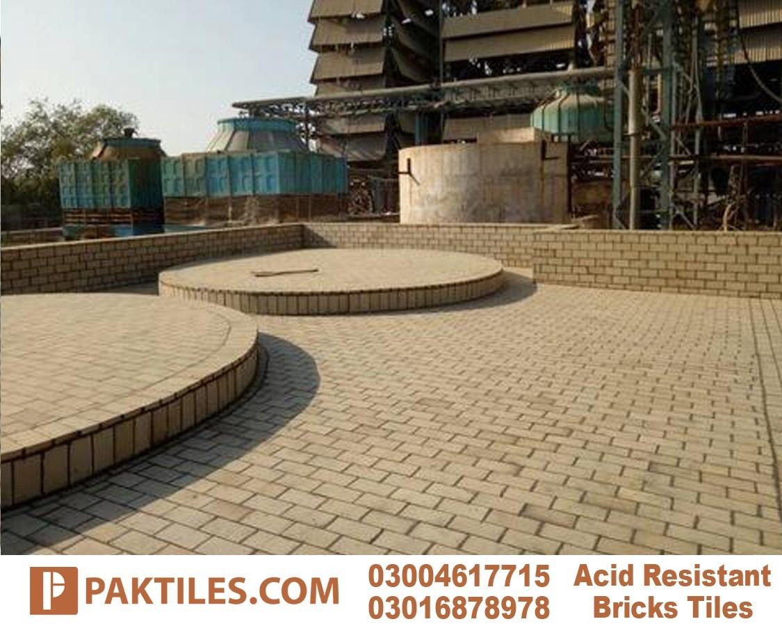 Acid proof industrial flooring tile options