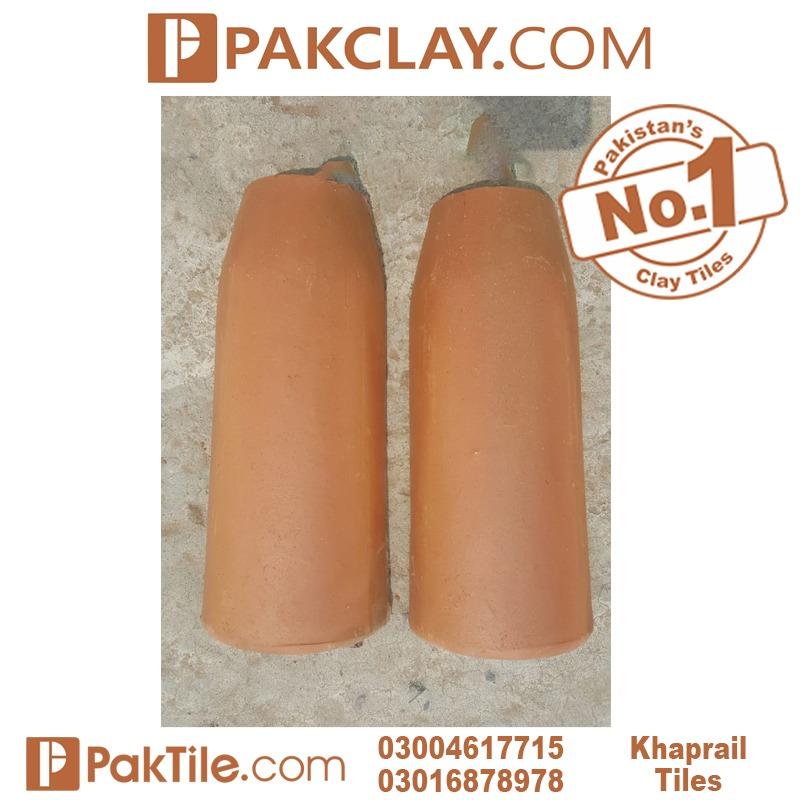 Kagan Clay Tile Natural Khaprail Tiles