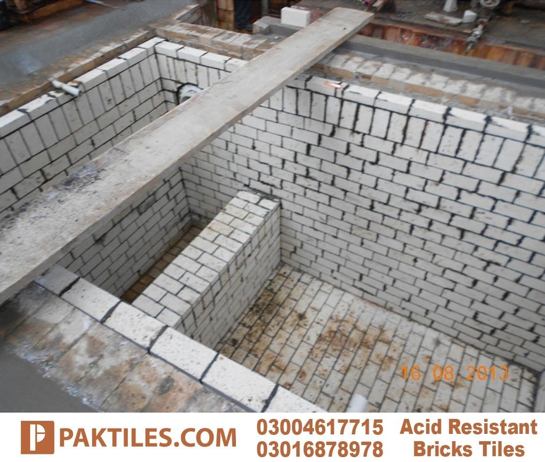 Acid Resistant Bricks Manufacturer in Pakistan