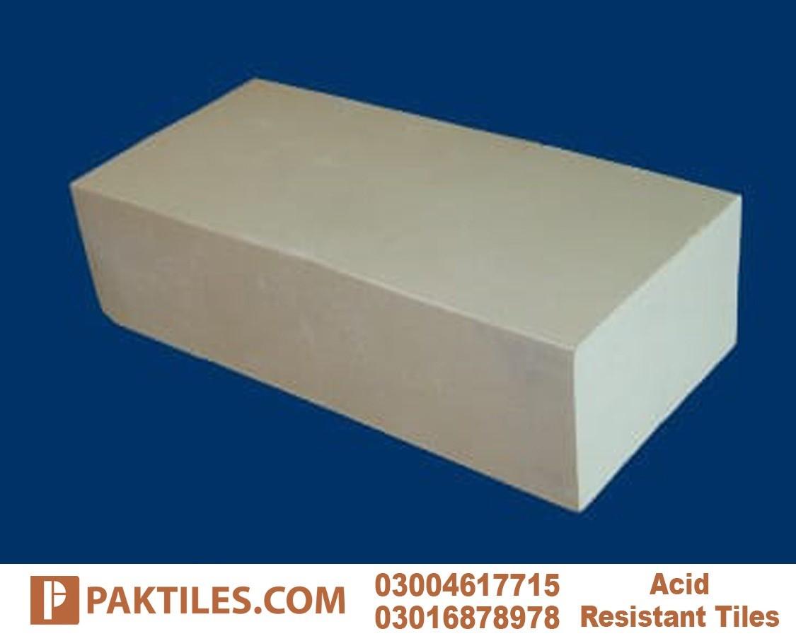 Acid proof brick tiles lining procedure