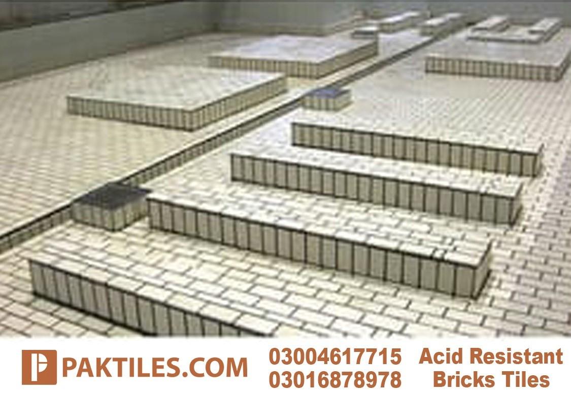 Acid Proof Bricks Tiles for Battery Room