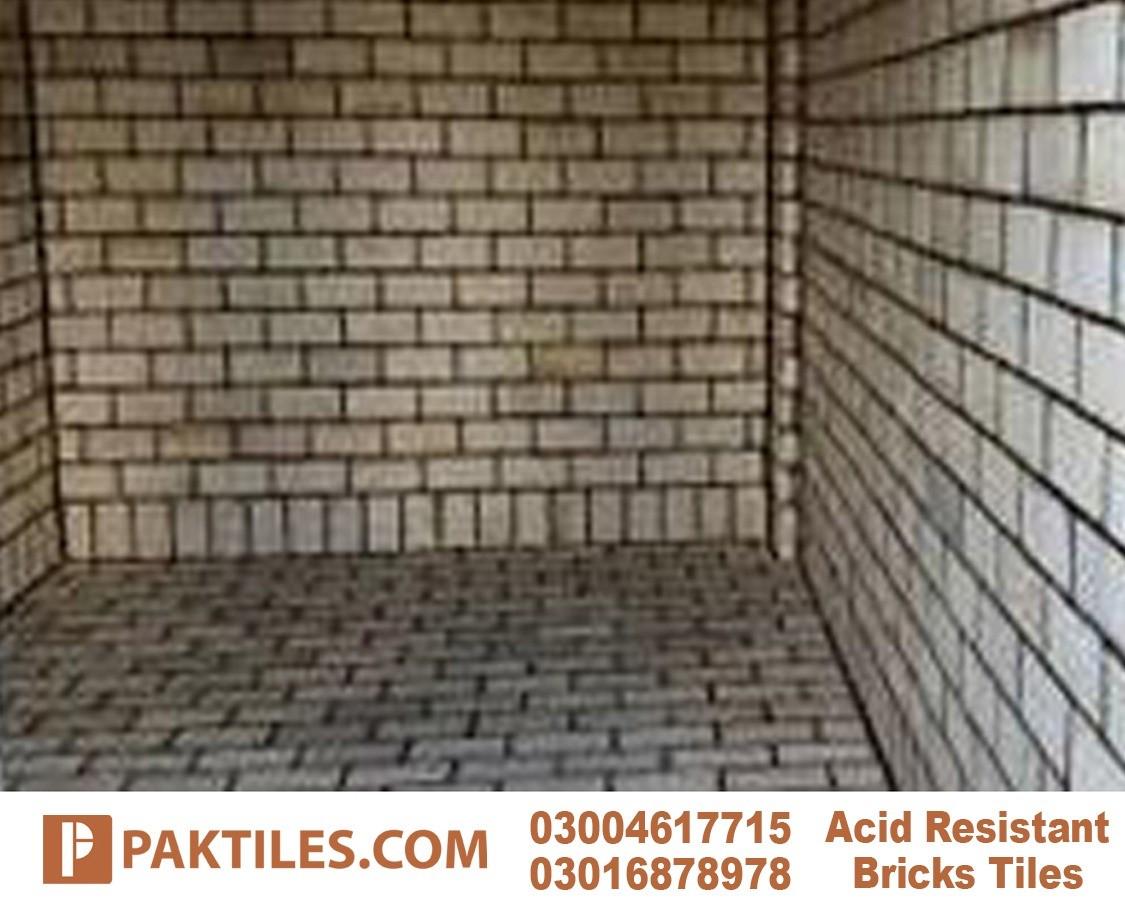 Acid Resistant Bricks Tiles Size Thickness