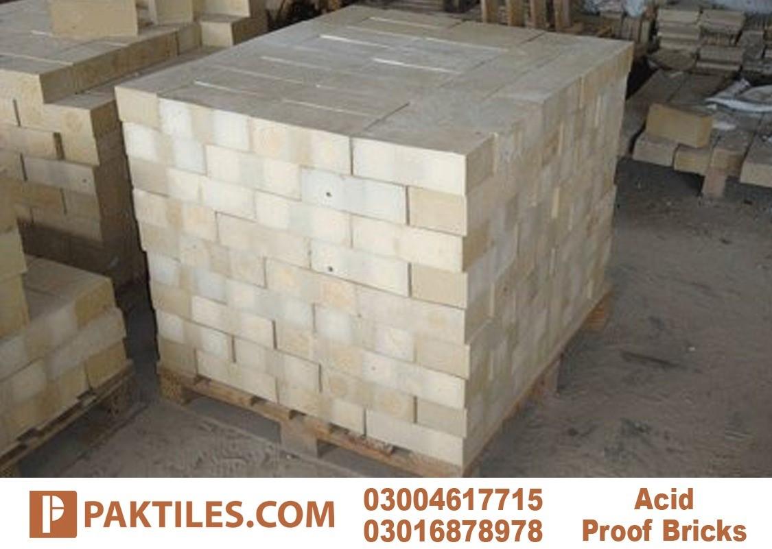 Acid Resistant Brick Supplier in Pakistan