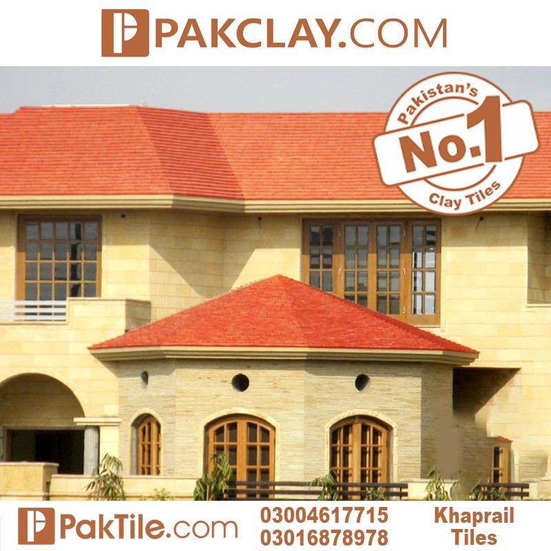 Natural Pak Clay Industry Kagan Roof Khaprail Texture