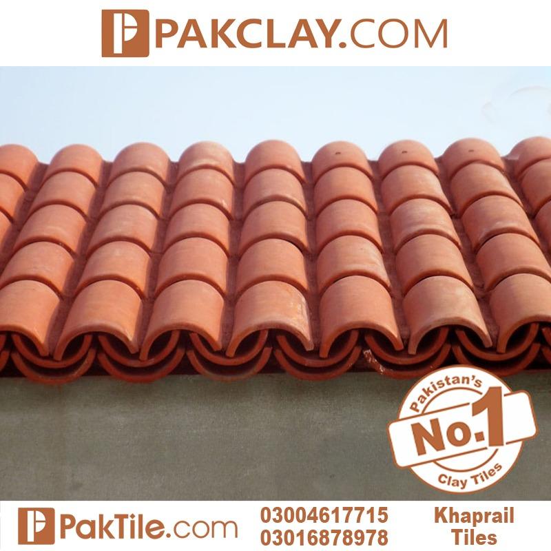 Pak Clay Roof Khaprail Tiles Pakistan